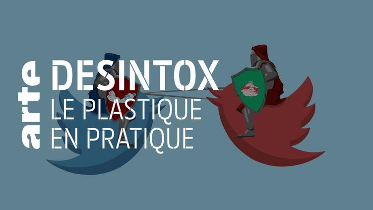 Désintox. Non, il n'y a pas qu'une façon de plier sa bouteille en plastique pour le recyclage (ARTE/LIBÉRATION/2P2L)