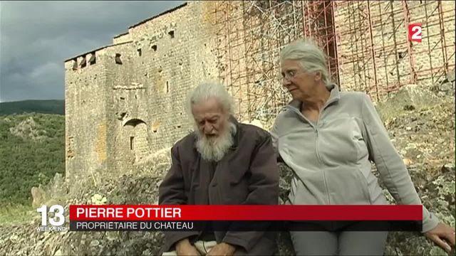 Journées du patrimoine : un château médiéval sauvé en Ardèche