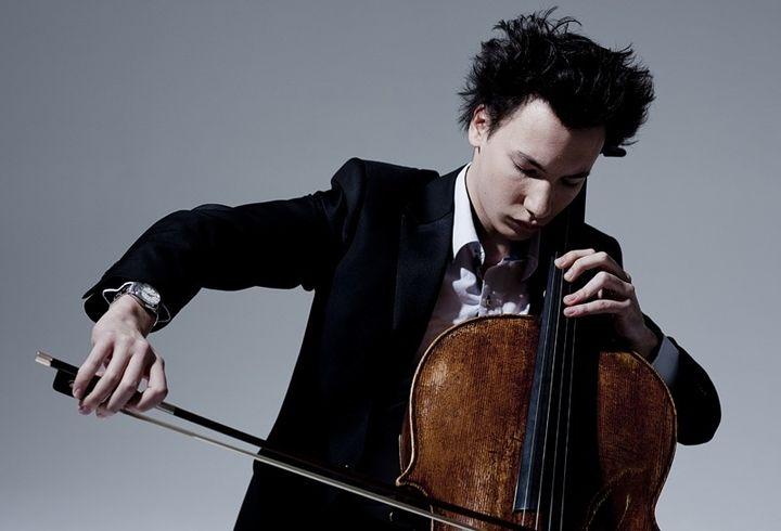"""Edgar Moreau est nommé dans la catégorie """"soliste instrumental""""  (Julien Mignot)"""