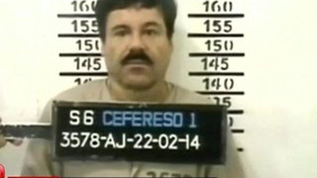 Mexique : évasion d'un baron de la drogue