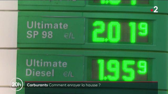 Consommation : comment empêcher la hausse des prix du carburant ?