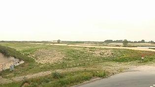 Ancienne jungle de Calais. (FRANCE 3)