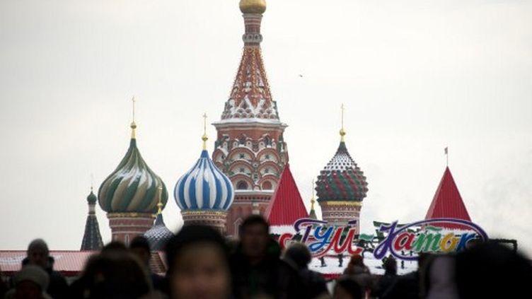 A Moscou on se demande surtout pourquoi personne ne connaît le résultat... avant le scrutin ! (AFP - Eric Feferberg)