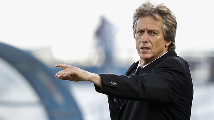 L'ancien entraîneur de Benfica, Jorge Jesus