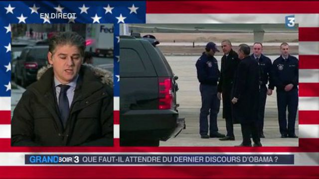 Barack Obama fait ses adieux à l'Amérique
