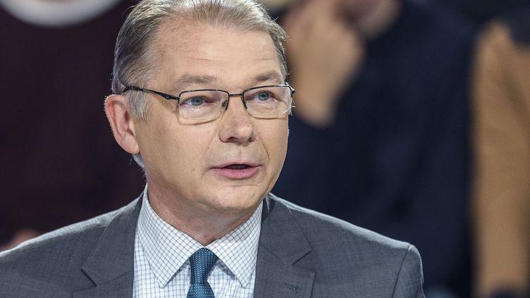 Philippe Lamberts, eurodéputé belge etcoprésident du groupe des Verts au Parlement européen. (JEAN-MARC QUINET / MAXPPP)