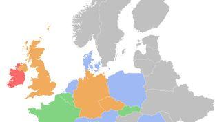 Les mesures sanitaires prises par les gouvernements européens pour freiner la propagation de l'épidémie de Covid-19. (FRANCEINFO)
