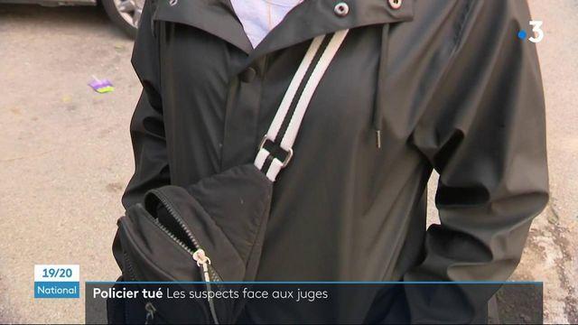 Policier tué à Avignon : la sœur du tireur présumé témoigne, les suspects présentés à un juge
