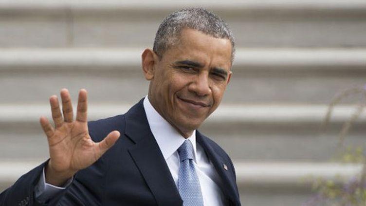 Le président des Etats-Unis, Barack Obama