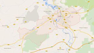 Domiciliée dans un foyer d'étudiants et de jeunes travailleurs de Verdun (Meuse), une jeune fille de 20 ans da été retrouvée, après avoir été séquestrée dans des conditions très barbares. ( GOOGLE MAPS / FRANCETV INFO )