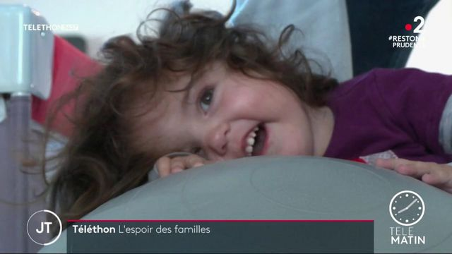 Téléthon: l'émergence d'un traitement révolutionnaire contre l'amyotrophie spinale