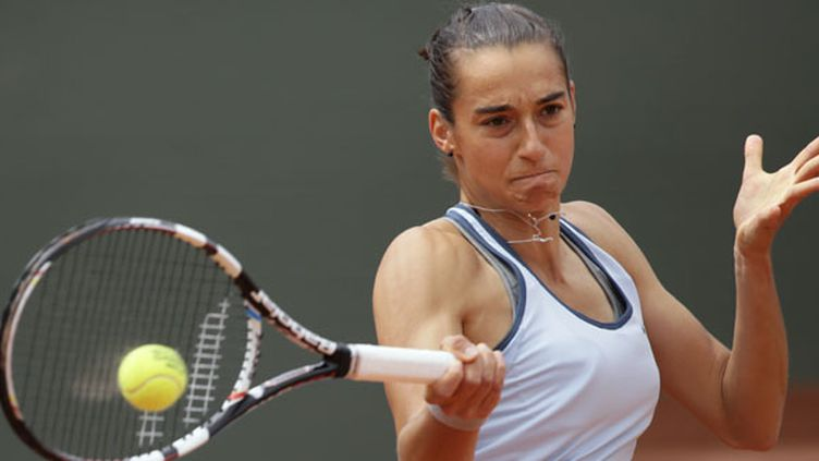 Caroline Garcia (KENZO TRIBOUILLARD / AFP)