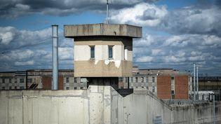 La prison deVillepinte, enSeine-Saint-Denis, le 22 mars 2017. (MAXPPP)