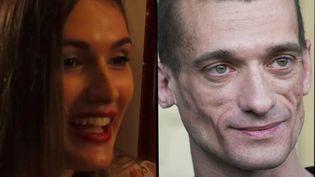 Après deux jours de garde à vue, Piotr Pavlenski et Alexandra de Taddeo ont été déferrés au parquet. La journaliste Nathalie Perez est en direct du palais de justice de Paris pour faire le point sur la situation. (FRANCE 3)