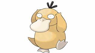 Le pokémon Psykokwak (Artworks Pokémon)