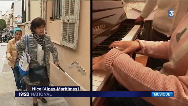 Handicap : la musique pour avancer