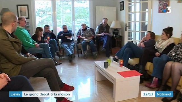 Pas-de-Calais : un couple ouvre sa maison au grand débat national