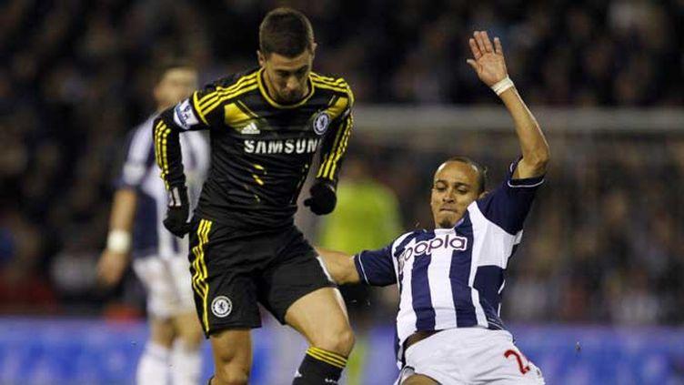Eden Hazard obtient un penalty pour Chelsea