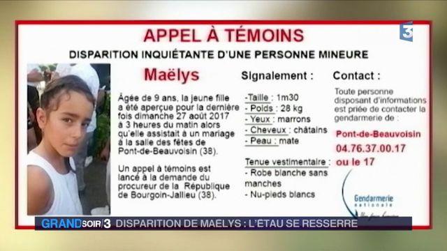 Disparition de Maelys : le suspect mis en examen pour meurtre