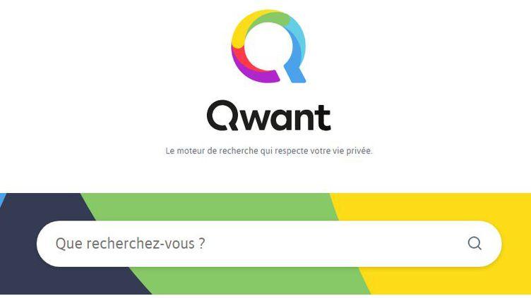Plusieurs institutions ont déjà décidé d'utiliser les services du moteur de recherche français et de se passer de Google. (QWANT)