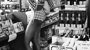 """Une photo de Naomi Campbell pour l'exposition """"Azzedine Alaïa, une autre pensée sur la mode. La collection Tati"""" qui se tient du 1er juillet 2019 au 5 janvier 2020 18, rue de la Verrerie à Paris (ELLEN VON UNWERTH / TRUNKARCHIVE / ELLEN VON UNWERTH)"""
