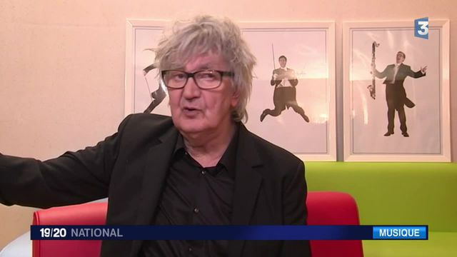 Jacques Higelin, 50 ans de carrière célébrés à la Philharmonie de Paris