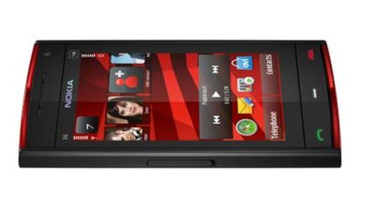 Le Nokia X6 (© DR)