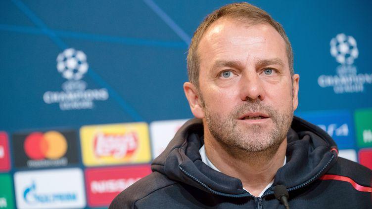 Hans-Dieter Flick souhaite quitter le Bayern Munich.  (MATTHIAS BALK / DPA)