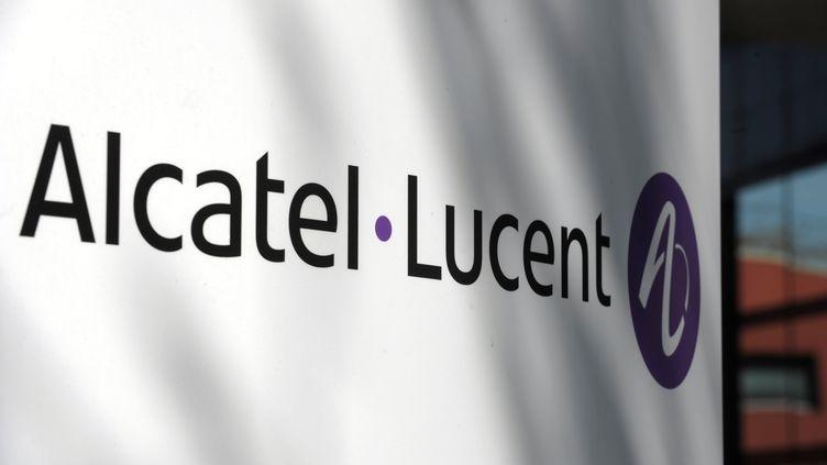 L'entreprise de telecoms a été rachetée par Nokia en 2015. (ERIC PIERMONT / AFP)