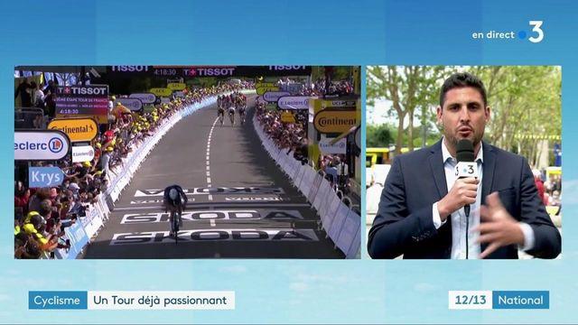 Tour de France : une troisième étape entre Lorient et Pontivy, dans le Morbihan
