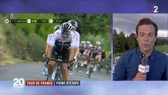 Tour de France : le point sur le classement