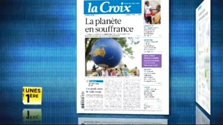 La revue de presse du mercredi 20 juin. (FTVI)
