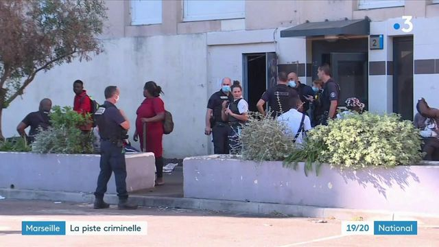 Marseille : l'incendie meurtrier pourrait être d'origine criminelle