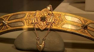 L'un des bijoux de la collection  (France 3/Culturebox)
