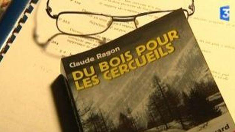 Claude Ragon, lauréat du prix du quai des orfèvres 2011  (Culturebox)