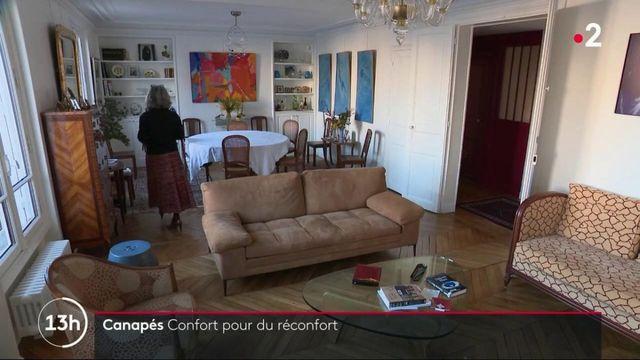 Consommation : les Français se ruent sur les canapés