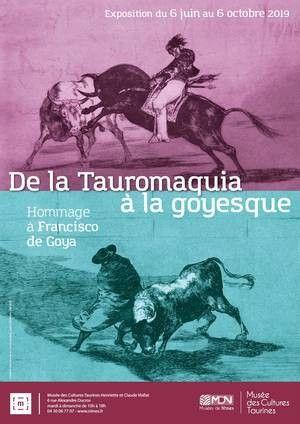 """""""De la Tauromaquia à la Goyesque, hommage à Francisco de Goya"""". (DR)"""