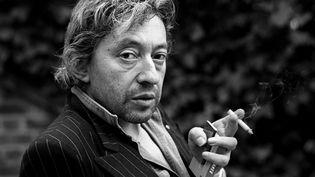 Serge Gainsbourg en 1980. (ULF ANDERSEN / AFP)