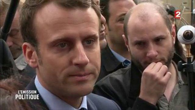 """Macron face à des salariés menacés de perdre leur emploi : """"Il n'y a pas de magicien"""""""
