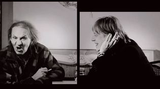 """""""Isolement""""-Aubert chante Houellebecq, premier extrait du prochain album """"Les Parages du vide""""  (Capture d'image)"""