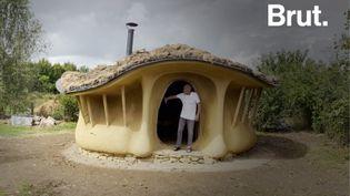 VIDEO. Pendant ce temps-là, ce couple développe un habitat complètement autonome (BRUT)