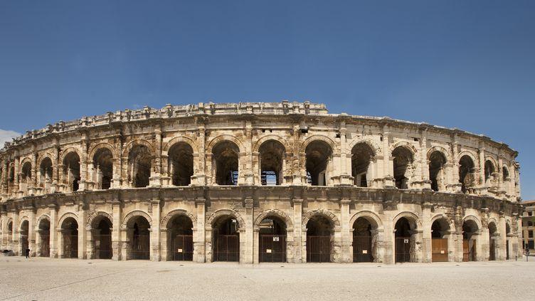 Arènes de Nîmes. (O.Maynard / Office de Tourisme de Nîmes)