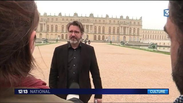 Olafur Eliasson expose ses oeuvres au château de Versailles