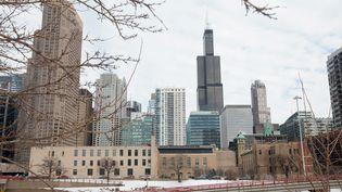 Chicago, en mars 2015.  (SCOTT OLSON / GETTY IMAGES NORTH AMERICA / AFP)