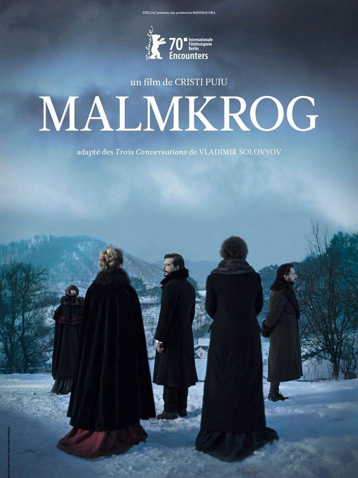 "L'affiche de ""Malkrog"" deCristi Puiu. (Copyright  Shellac)"