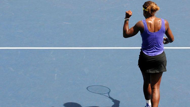 La joueuse américaine Serena Williams a renoué avec la victoire