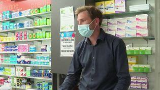 Covid-19 : l'Aube affiche l'un des taux de contamination les plus bas de France (FRANCE 2)