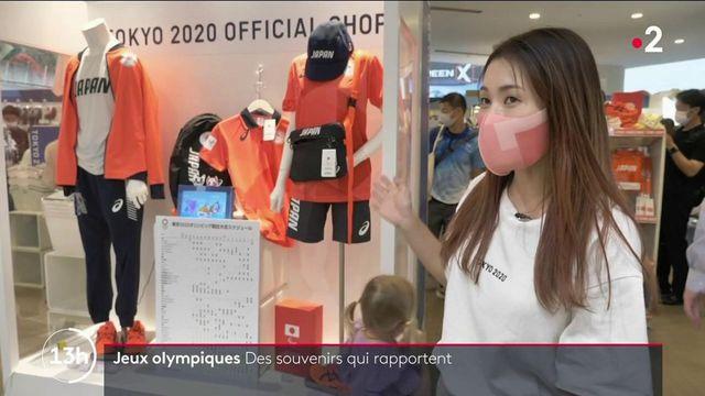 Tokyo 2020 : les produits dérivés, grands gagnants des Jeux olympiques