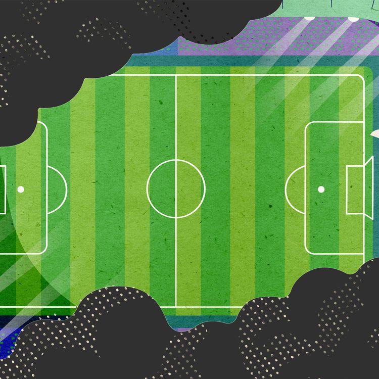 L'Euro 2020 prévu dans une douzaine de pays, et les grandes compétitions de foot, sont-elles des aberrations écologiques ? (JESSICA KOMGUEN / FRANCEINFO)