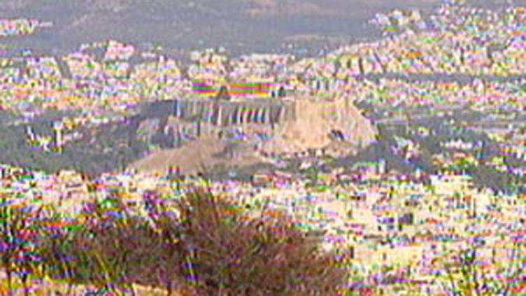 Vue d'Athenes (F2)